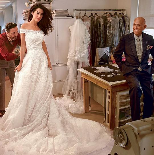 los mejores vestidos de novia de las famosas | musa