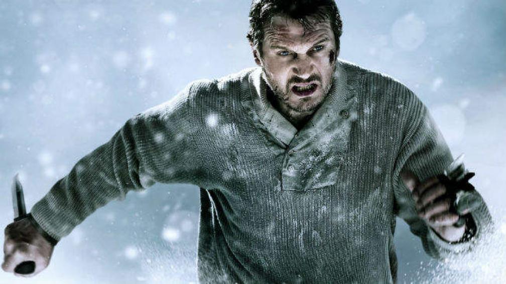 Liam Neeson es el héroe del filme.