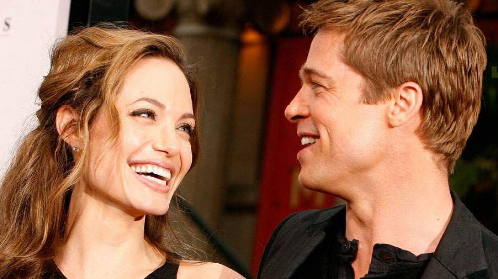 Puesto 4: Brad Pitt y Angelina Jolie