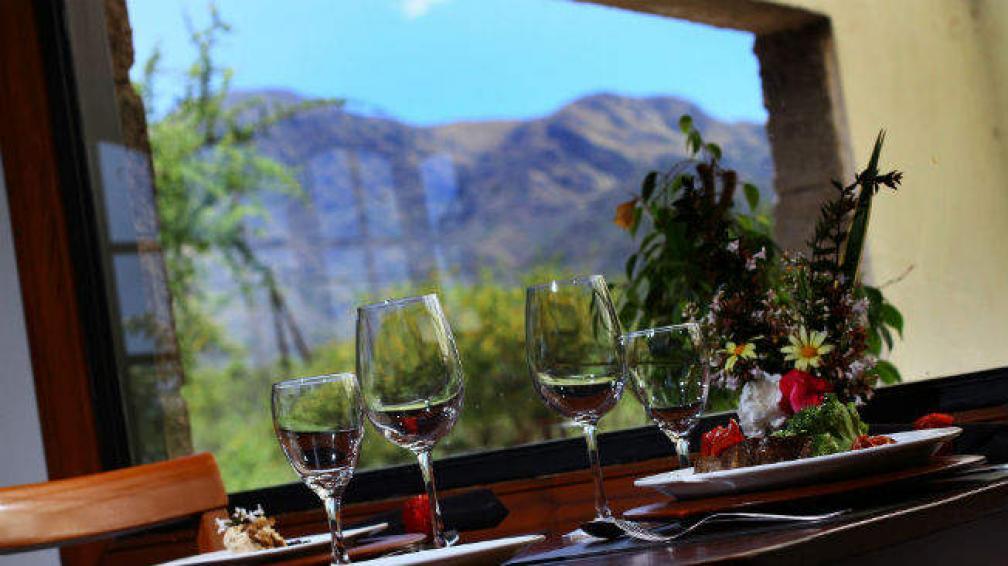 Las sierras ofrecen paisajes y menúes variados.