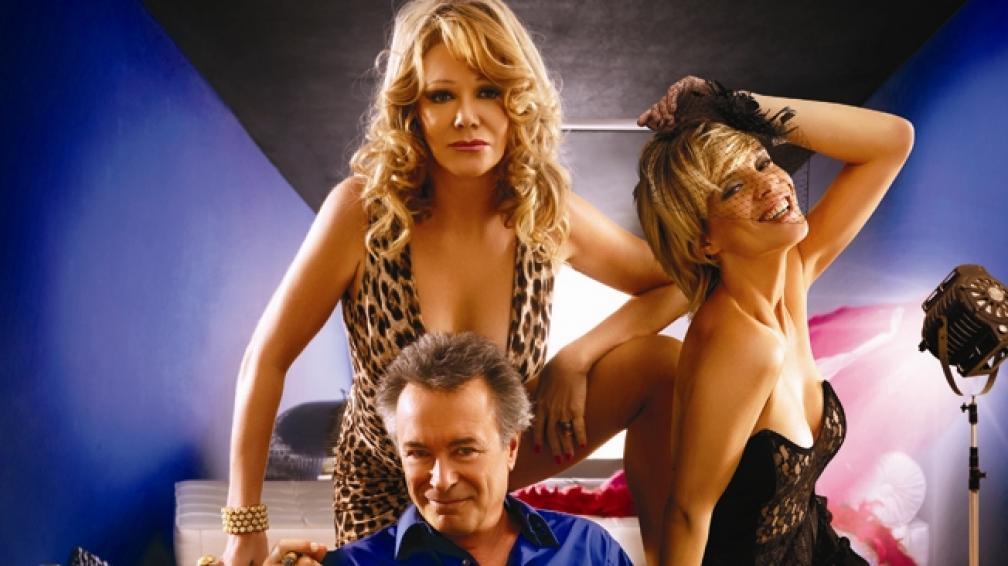 Martínez, Silveyra y Brédice en 'Condicionados'.
