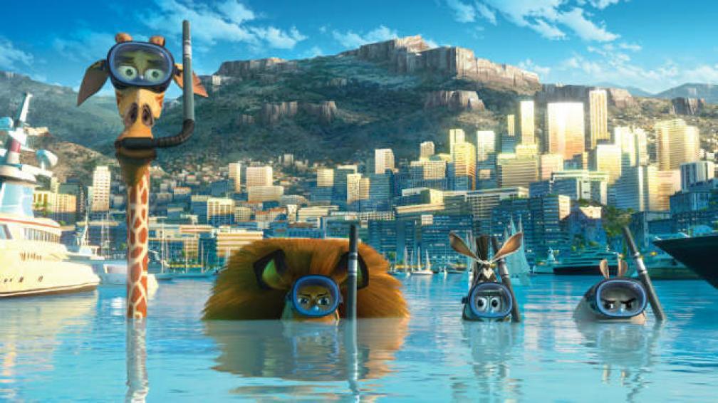 Los personajes salen a flote y deciden volver a casa.