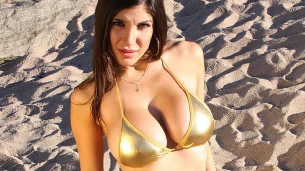 ANDREA RINCÓN. Candidata a La Chica del Verano.