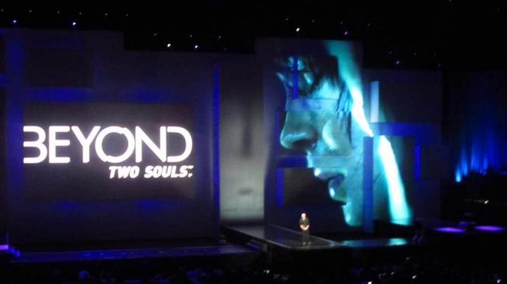 """""""Beyond: Two Souls"""", a nuestro parecer fue uno de los títulos más sorprendentes de la expo."""