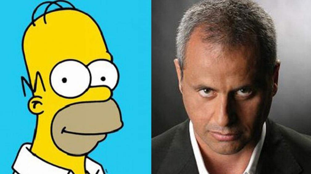 Homero Simpson ya sabe donde vive. Jorge Rial se peleó con Nicolás Cabré. Semana movidita en la tele.