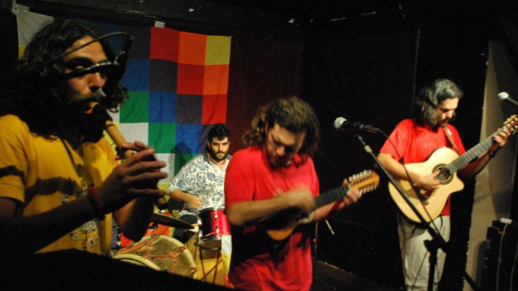INTI HUAYRA. Sábado en Tsunami junto a La Yugular Reggae.