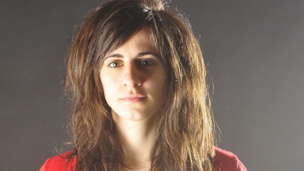 Marilina Bertoldi se acostumbró a que la comparen con su hermana Lula, de Eruca Sativa. Pero aclara: somos distintas.