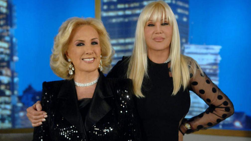 Se desconoce aún si Mirtha Legrand y Susana Giménez estarán presentes en la entrega de los premios Martín Fierro.