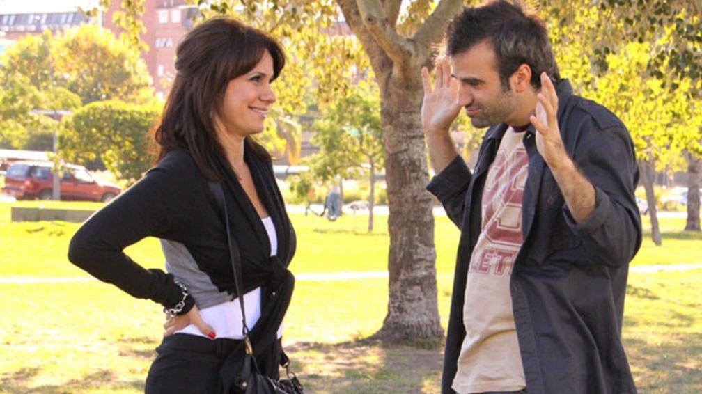 """Loly (Nancy Dupláa) y Andy (Daniel Hendler) volverán a protagonizar una escena hot en """"Graduados""""."""