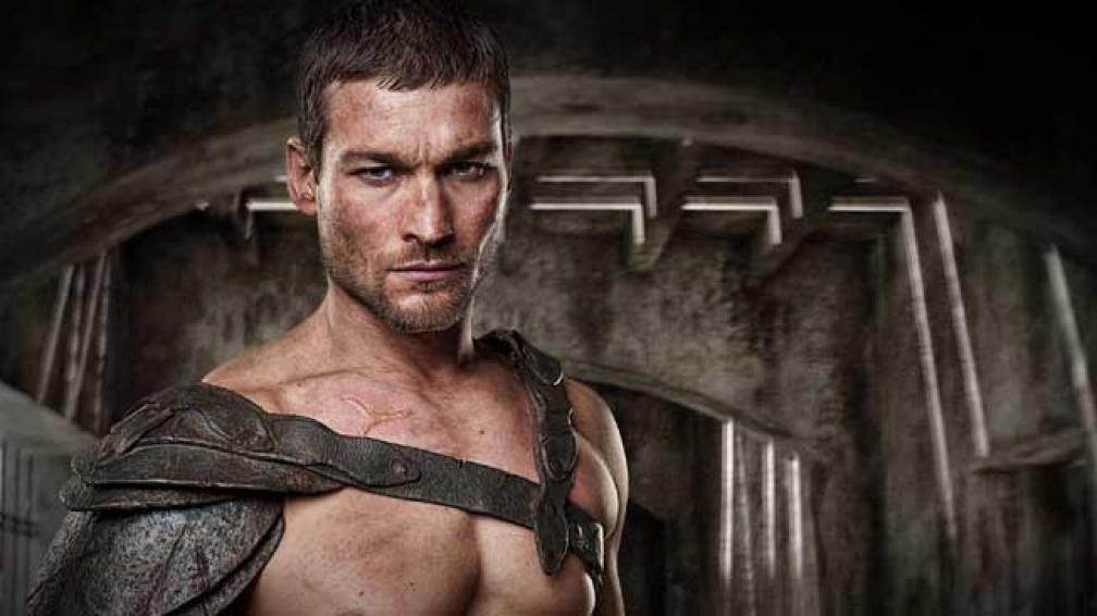 """ANDY WHITFIELD. El actor de """"Spartacus"""" tenía 39 años y un linfoma no-Hodgkin."""