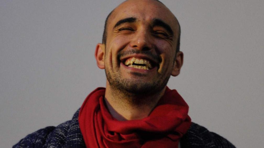 Viernes: Abel Pintos en la Plaza de la Música (ex Vieja Usina)