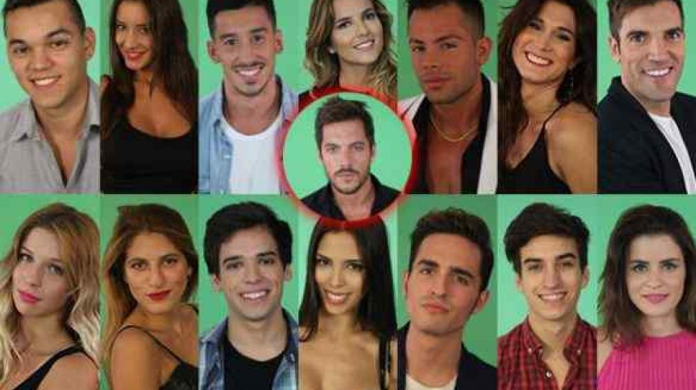 fotos de david de gran hermano 5: