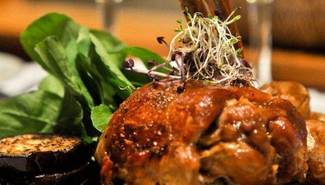 El cabrito, una de las especialidades regionales que estará en varios platos de la Semana Gpurmet.
