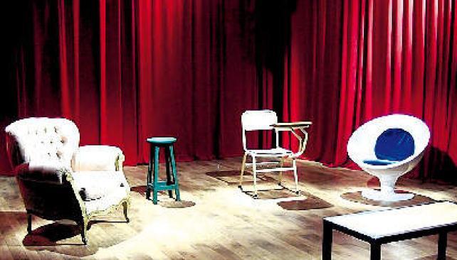 La escenografía tiene relevancia en el programa que Luis Majul hace en Canal (á).