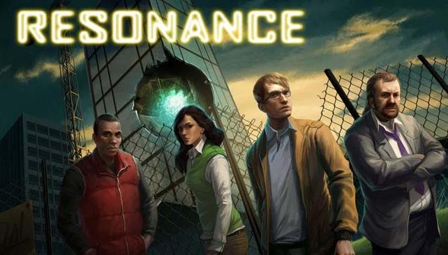 """""""Resonance"""" es un homenaje a las aventuras gráficas del pasado."""