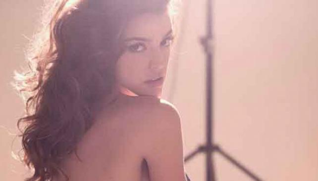 AL NATURAL. Calu, en un desnudo, posa con cierta melancolía a la cámara aunque sin pudores