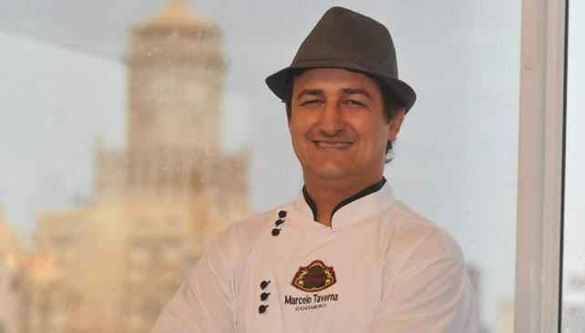 El chef Marcelo Taverna.