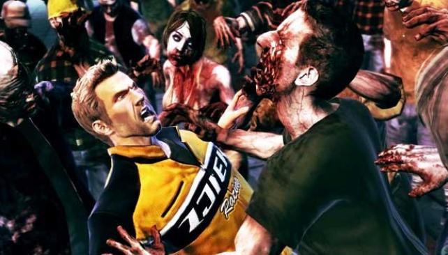 DEAD RISING 2. Un juego que mezcla el terror con la comedia.