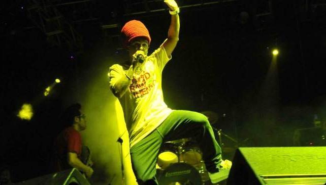 Dread Mar I fue uno de los más convocantes en el temático reggae (foto: Sergio Cejas).