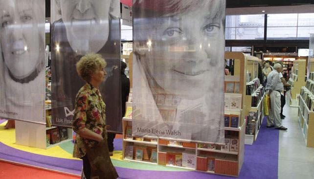 Hasta el 7 de mayo, la Feria del Libro de Buenos Aires es un gran escenario para los amantes de la lectura.