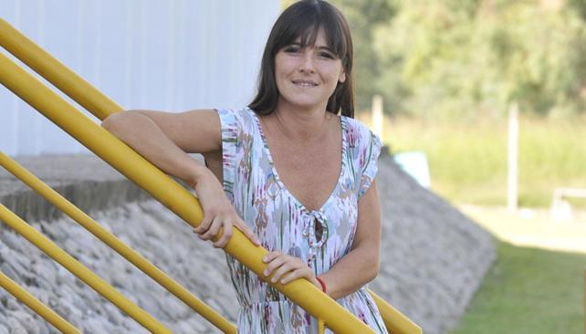 """Julieta Daga se multiplica en obras y proyectos. """"Pero siempre soy yo"""", asegura."""