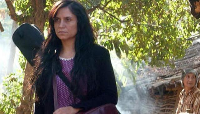 """Lunes: """"Violeta se fue a los cielos"""" en Cineclub Hugo del Carril."""