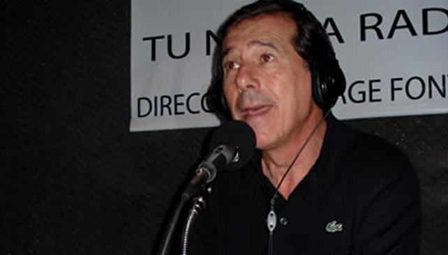 Pichuqui Mendizábal fue una figura de la radio y la televisión.