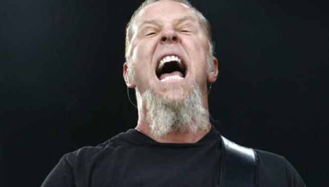 CONFIRMADÍSIMO. Metallica estará en el Orfeo Superdomo cordobés.