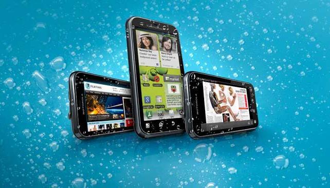 El nuevo DEFY+ de Motorola.