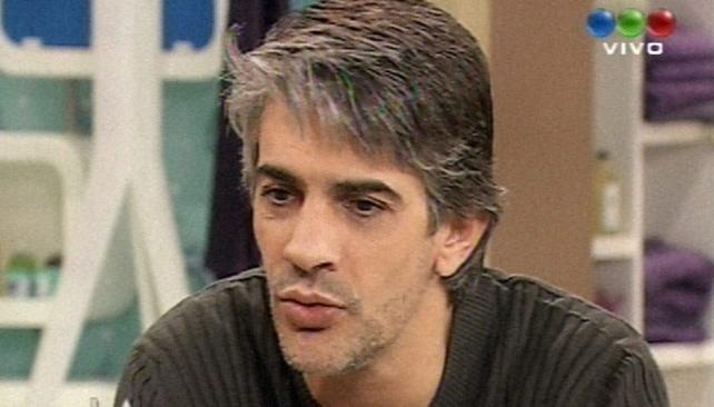"""Pablo Echarri: """"Me molesta cuando Nancy besa en la ficción""""."""