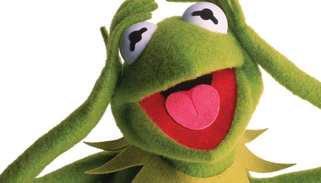 ¡¿POR QUÉ?! La Rana René ahora se llama Kermit.