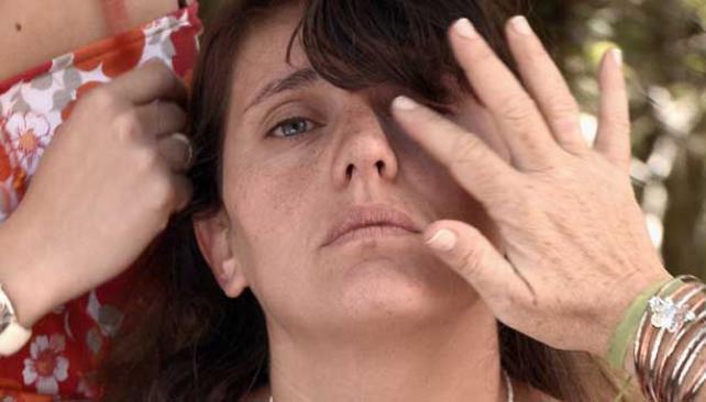 """""""SALSIPUEDES"""". La película que va a Cannes está protagonizada por Mara Santucho."""