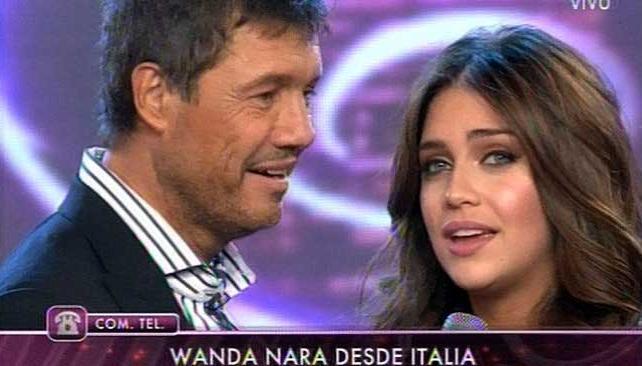 ZAIRA Y MARCELO, hablaron con Wanda Nara.