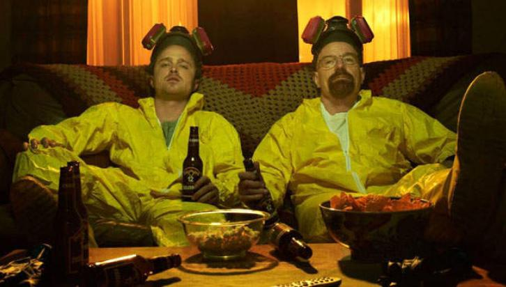 """Breaking bad"". Foto web."