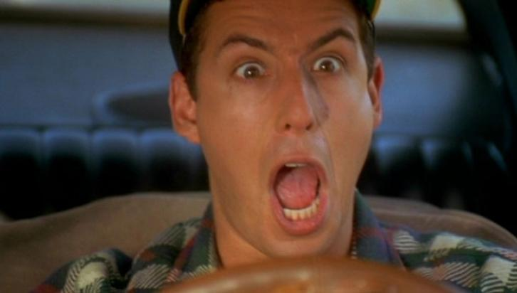 """Según el cálculo de Forbes, Adam Sandler """"devuelve"""" sólo 3,40 por cada dólar que le pagaron."""