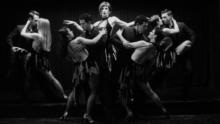 Sensaciones. Piel de tango. Espectaculo de Sangre Latina Company.
