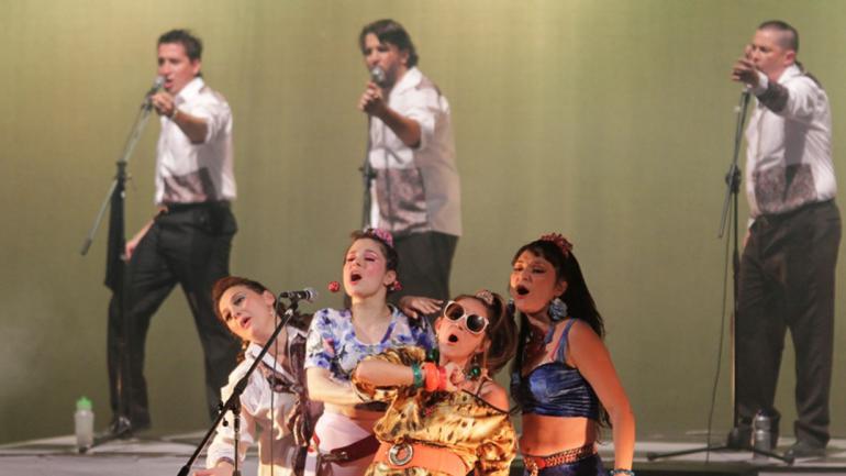 Bien cordobés.La opereta cuartetera de la Comedia Cordobesa sigue de ronda por el país.