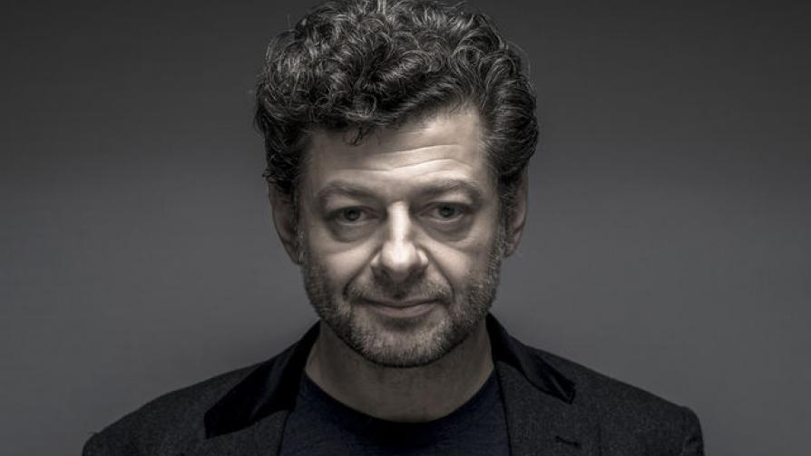 25) Andy Serkis