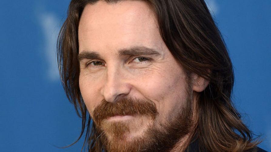 17) Christian Bale