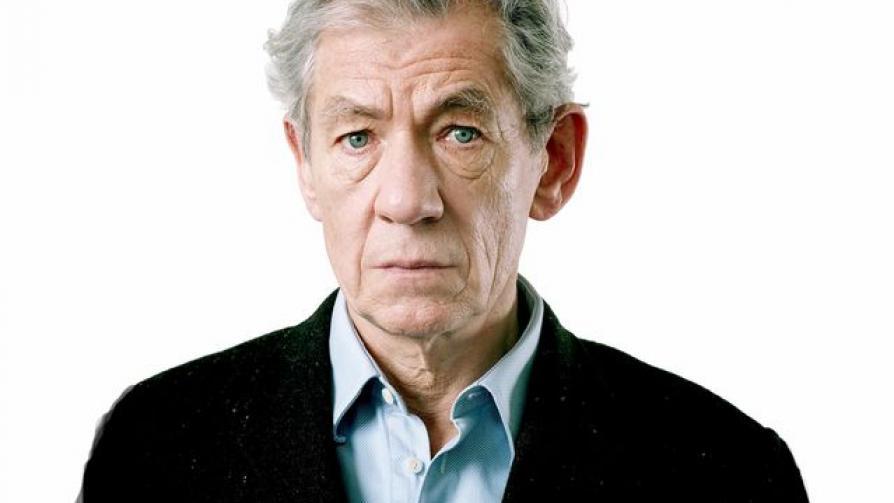 18) Ian McKellen