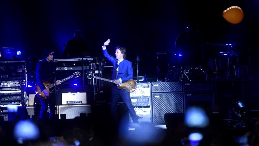 Así fue el show de Paul McCartney en Córdoba